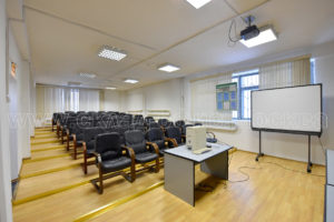 конференц-зал Норд-ОСТ